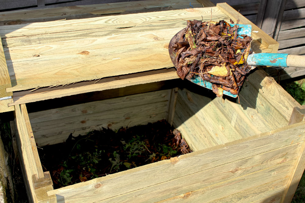How to Make a Compost Tumbler