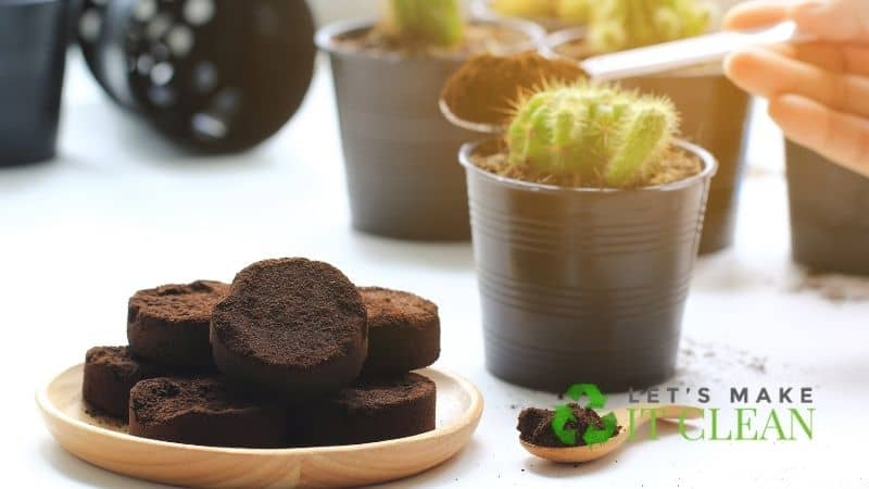 Composting Coffee Grounds