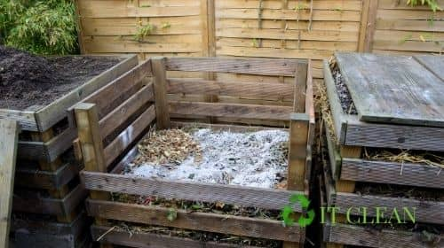 Ashes Over Compost Pile